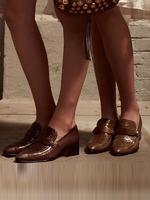 2016早春(CR)Chloe女鞋单鞋发布会