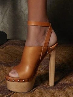 2020SSDsquared2女鞋凉鞋T台
