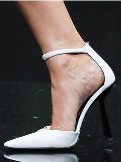 2020-21秋冬(AW)Versace女鞋单鞋T台