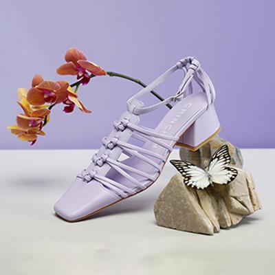 韩国商拍凉鞋推荐