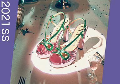 甜茶芭比--2021春夏女鞋主题趋势